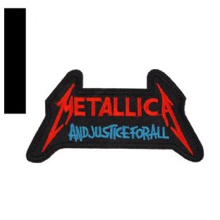Metallica - Sew On Patch